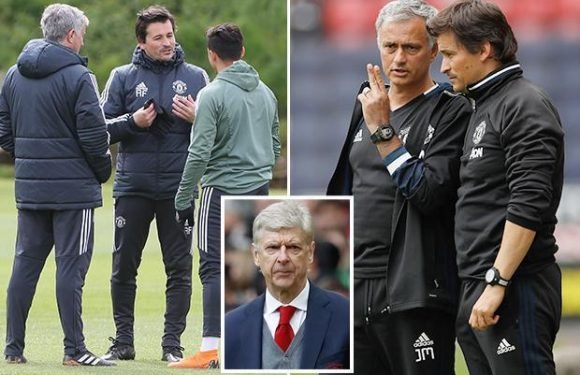 Arsenal manager latest news: Jose Mourinho's Manchester United No2 Rui Faria emerges as shock contender for Arsenal job