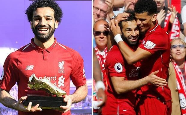 Mo Salah wins Premier League Golden Boot from Harry Kane with 32 goals in stunning campaign