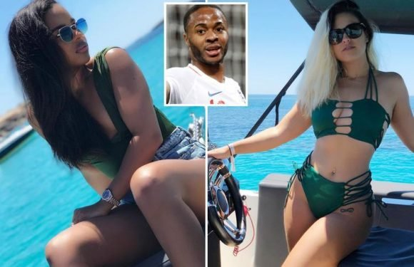 Man City star Raheem Sterling hires private jet and heads for two holidays in week before joining up with England World Cup squad