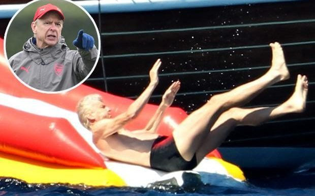 Arsene Wenger is after more work and less play after quitting Arsenal this summer