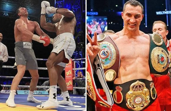Wladimir Klitschko drops major hint that he will come out of retirement and make shock return to boxing
