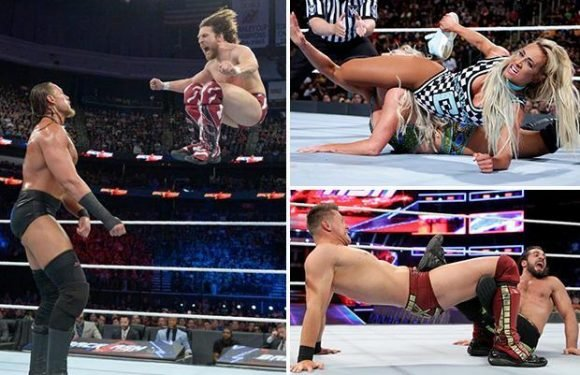 WWE Backlash: Miz should be champion, Cass comes up short and Carmella scores upset of the night