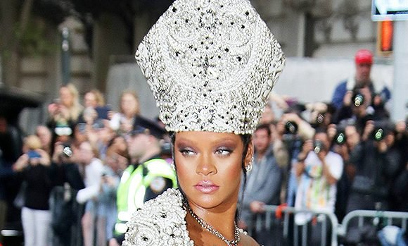 Rihanna As Pope, Jared Leto As Jesus & More Stars Dressed As Religious Icons — Who Was Your Fave?
