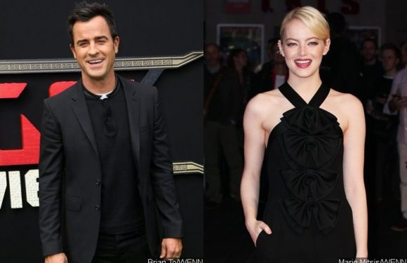 Justin Theroux and Emma Stone Fuel Dating Rumors as They Spend Romantic Day in France