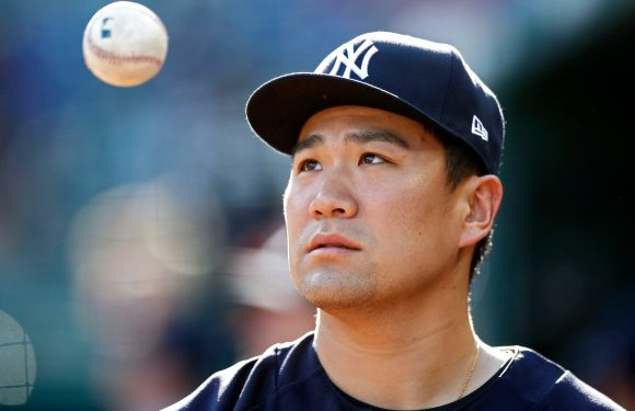 Tanaka has bigger concern than upcoming showdown vs. Ohtani