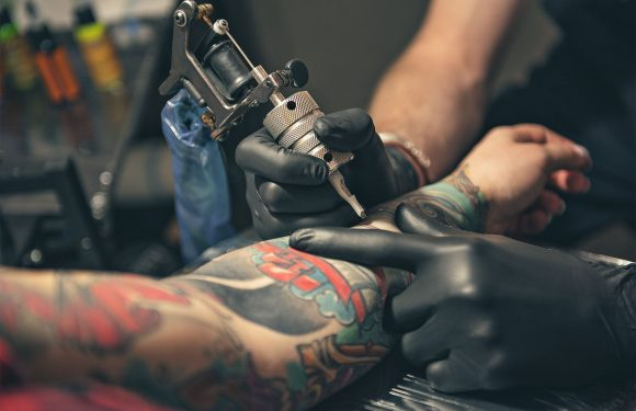 Mom changes son's name after tattoo spelling error
