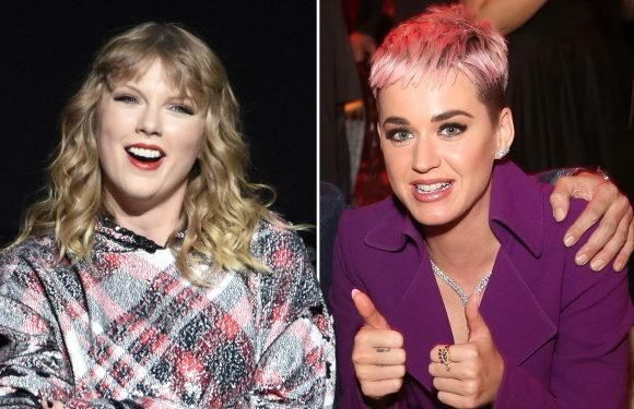 Katy Perry sends olive branch to Taylor Swift, ending lengthy feud