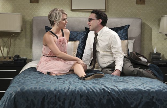 'The Big Bang Theory' and More TV Shows With Stars Who Dated Each Other