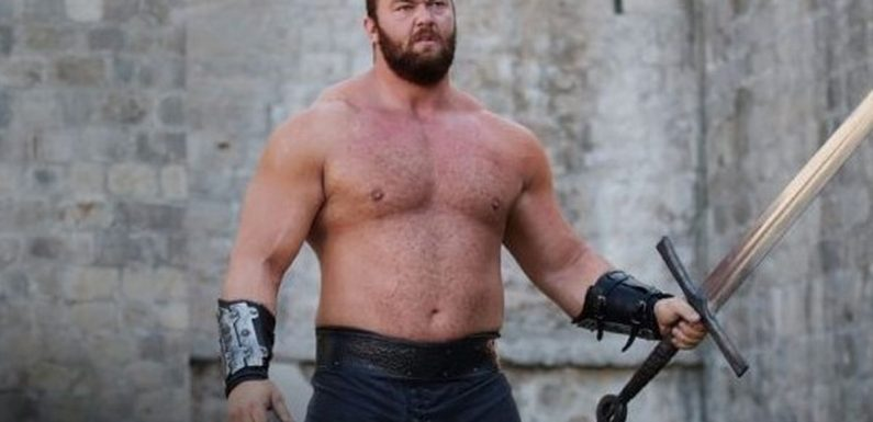 Game Of Thrones star Thor Bjornsson trolled over picture of his girlfriend