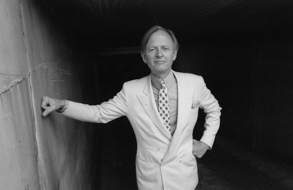 Tom Wolfe: A New York 'man in full'