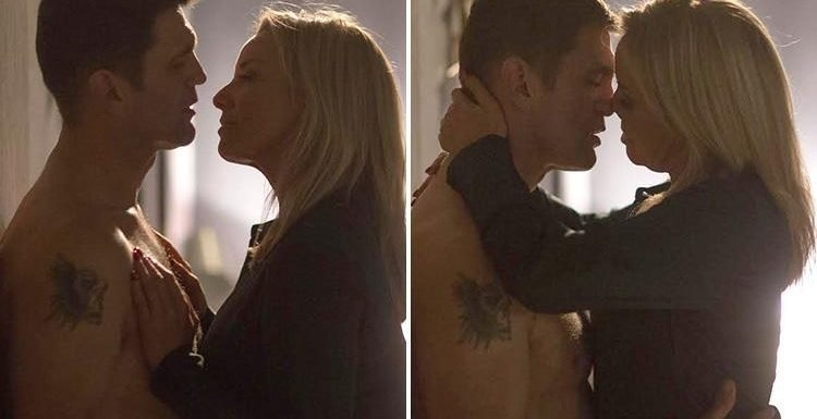 Eastenders spoilers: Mel Owen and Jack Branning rip each other's clothes off as they start shock affair