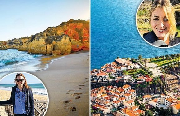We travel to Portugal to explore Madeira and The Algarve to discover which is the best holiday destination