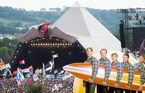 Beach Boys in Glastonbury comeback talks after not so Good Vibrations since 2012 reunion tour