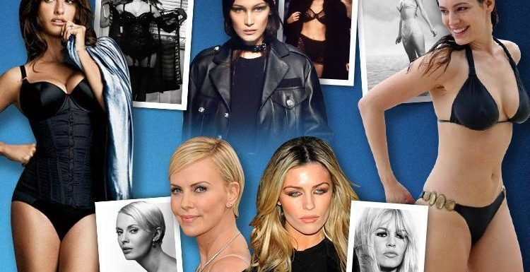 Just like Bella Hadid and Carla Bruni, we found other celebrity lookalike pairs from different eras