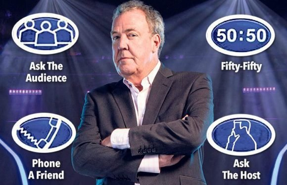 Who Wants To Be A Millionaire reboot will allow contestants to probe Jeremy Clarkson