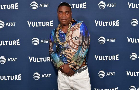 Tracy Morgan repeatedly watched fatal car wreck to heal