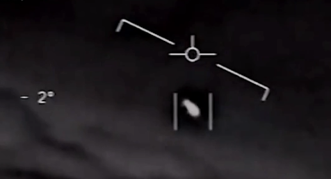 'Supersonic Tic Tac' UFO stalked US aircraft carrier for days and stunned fighter pilots, Pentagon report reveals
