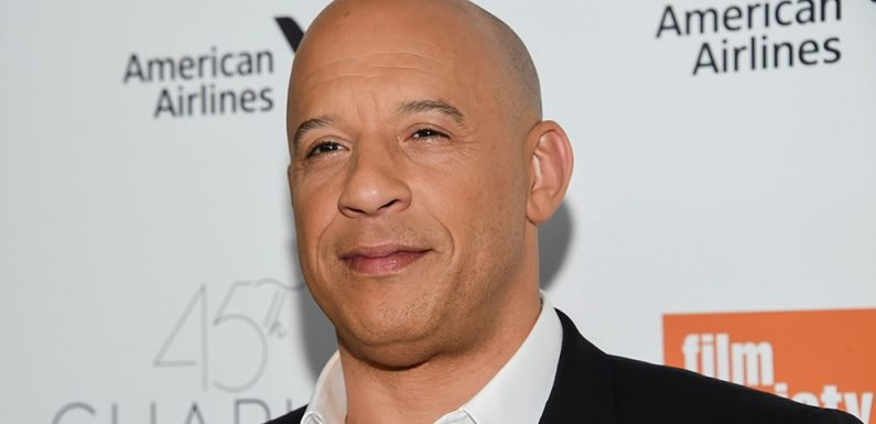 Vin Diesel Starring in Action-Comedy 'Muscle' for STX