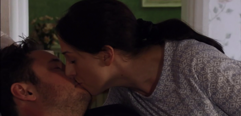 Furious EastEnders viewers left shouting at their TVs as Sonia snogs ex-husband Martin