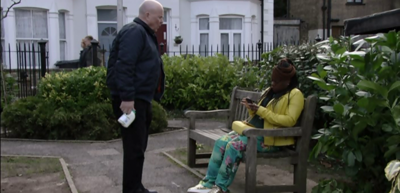 EastEnders fans convinced Kim dropped the F-bomb in rant at Phil Mitchell