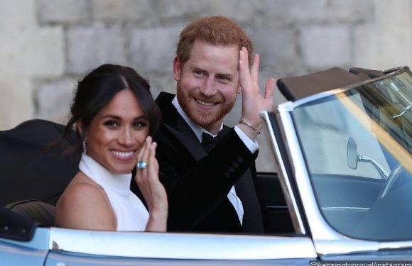 Royal Wedding: Meghan Markle Changes Into a More Revealing Dress for Evening Reception