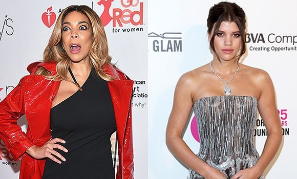 Wendy Williams Slams 'Dumb' Sofia Richie For Dating Scott Disick: 'Kourtney's Probably Laughing'