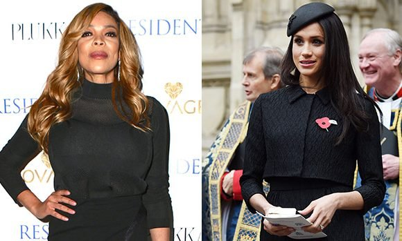 Wendy Williams: 'Meghan Markle's A Divorcee Who Shouldn't Wear White To The Royal Wedding'