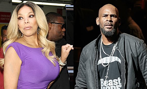 Wendy Williams Slams R. Kelly After Accuser Claims He Allegedly Gave Her Herpes
