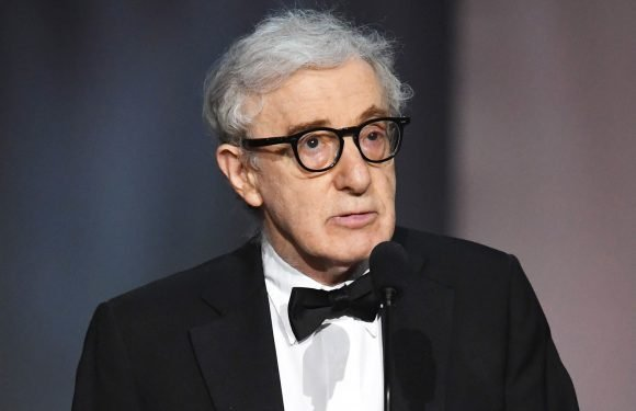 Woody Allen cut from documentary amid allegations
