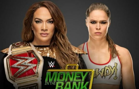 WWE 'Money In The Bank': All The Matches That Have Been Booked Thus Far