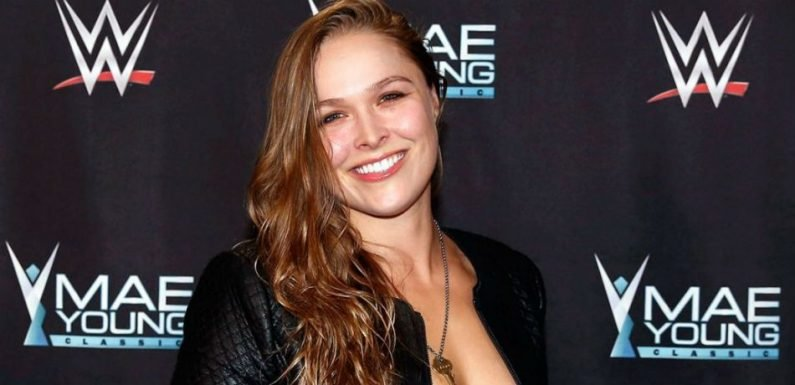 WWE Superstar Ronda Rousey May Be Pregnant 'Someday Soon'