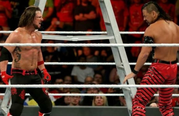 WWE News: Before 'MITB,' AJ Styles Will Battle Nakamura On 'SmackDown' With A Special Stipulation