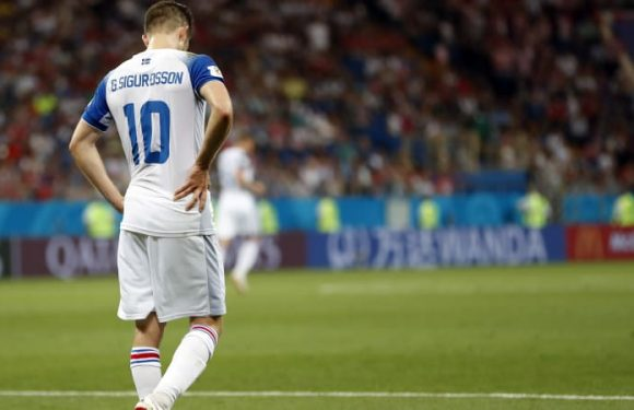 Brave Iceland sunk by late Perisic strike
