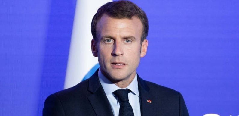France's Macron threatens rebuke of US at G7, Trump fires right back