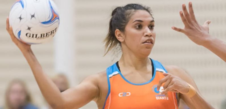 Canberra's Giant chance to secure semi-finals netball
