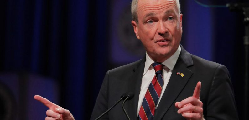 New Jersey governor signs sports betting bill into law