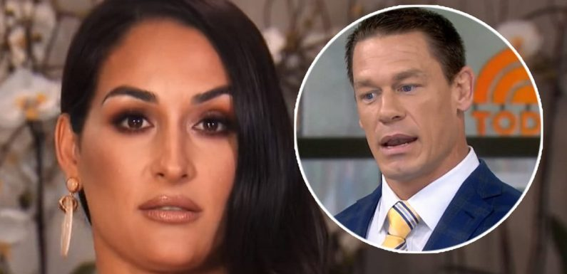 Nikki Bella is NOT Happy with John Cena's Love Plea on 'Today' Show