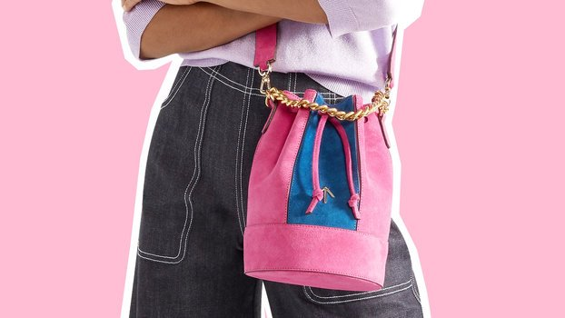9 Drawstring Bags That Will Put Your Go-To Tote to Shame