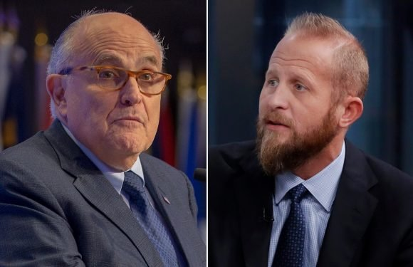 Giuliani tells Trump campaign manager to 'keep quiet' after Sessions rant