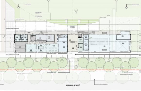 The Canberra Raiders will get a $15m centre of excellence in Braddon