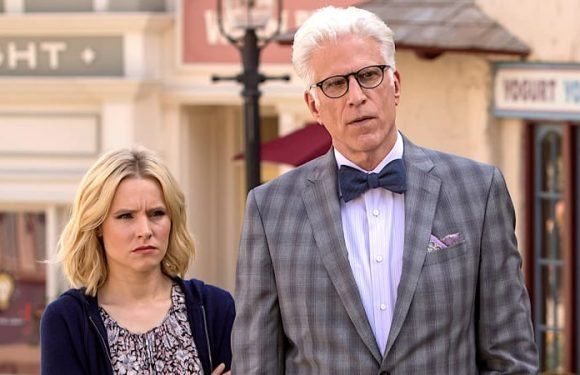 Watch: 'The Good Place' pulls the rug right out from under you