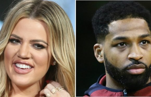 """Khloe Kardashian's Family Has """"Forgiven"""" Tristan Thompson After Cheating Rumors, Apparently"""