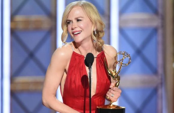Nicole Kidman signs TV and movie production deal with Amazon