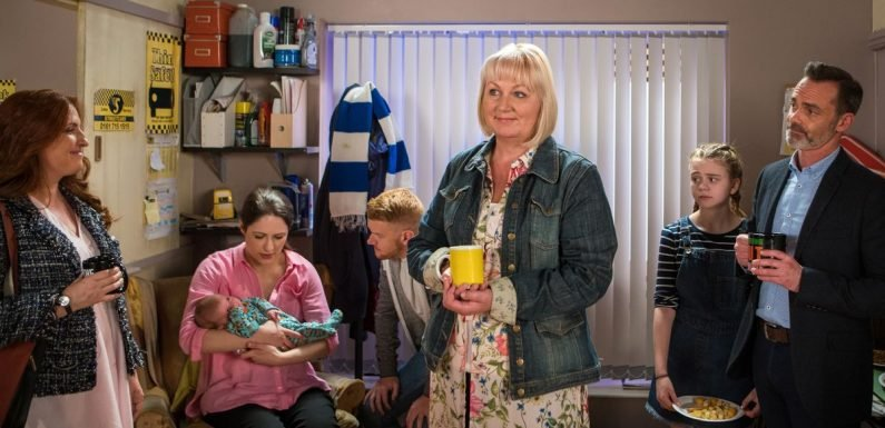 Shock triple Corrie exit for major characters that will leave viewers in tears