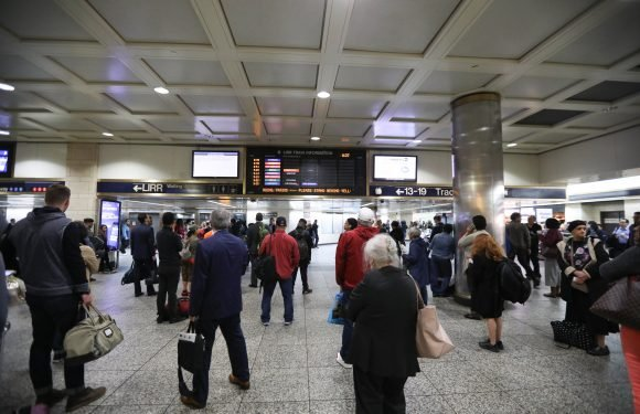 'Summer of Hell' begins early for commuters at Penn Station