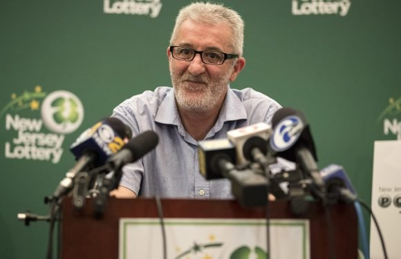 Powerball winner's son told him to stop wasting his money on the lotto