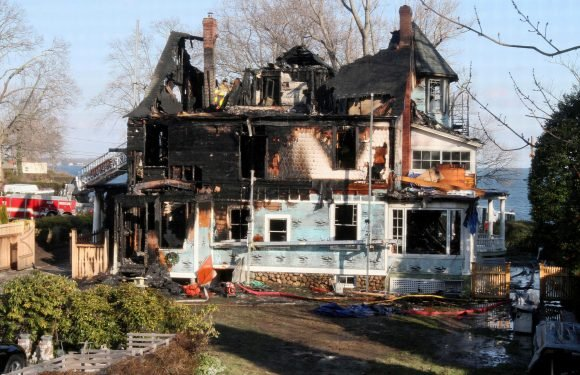 Site of tragic Christmas blaze listed for $850K