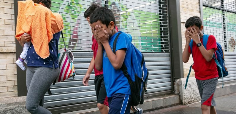 More separated migrant kids arrive at foster care in Harlem