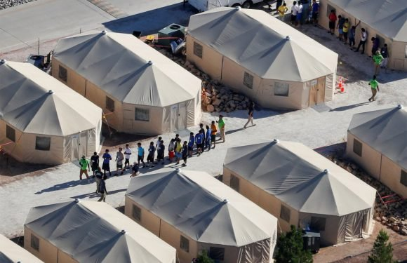 Sheriff bars deputies from working at detention center for migrant kids