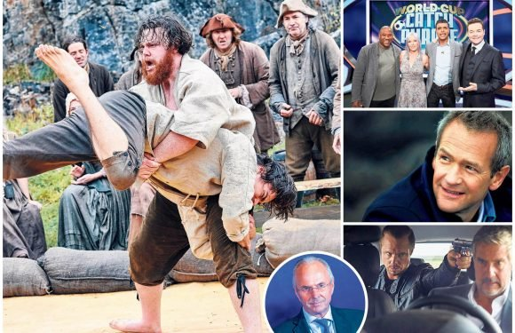 What's on TV tonight? Shows to watch on Sunday 17 June from Poldark to Classic Brit Awards 2018